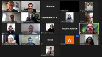 """صورة الجمعية العامة لميثاق شرف تصادق رسميًا على """"نظام الشكاوى"""" كخطوة إضافية لتنظيم قطاع الإعلام السوري ذاتيًا"""