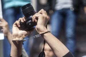 بيان حول حماية 11 صحفي تحت الخطر في الجنوب السوري مع تطورات الوضع في الجنوب السوري